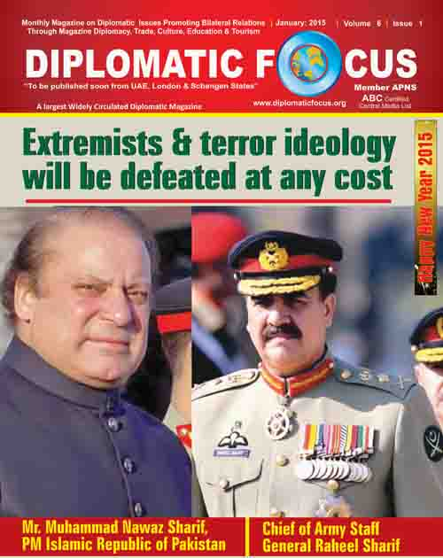 Title January 2015 Diplomatic Focus